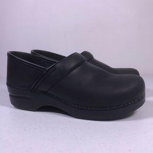 Dansko Slip On Nursing Clog Mule Shoes